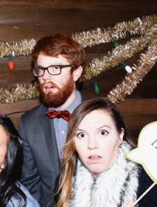 Dallas Christmas Photo Booth
