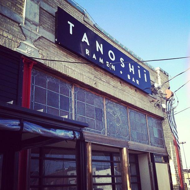 tanoshi ramen