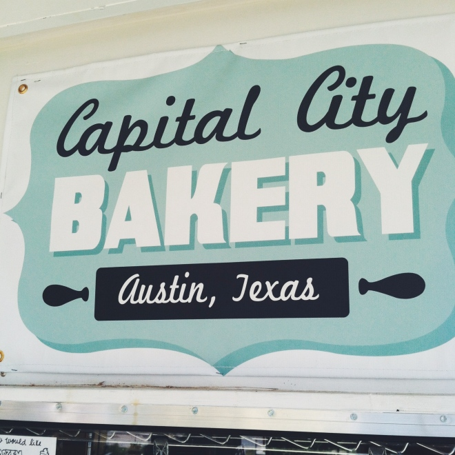 Capital City Bakery Austin