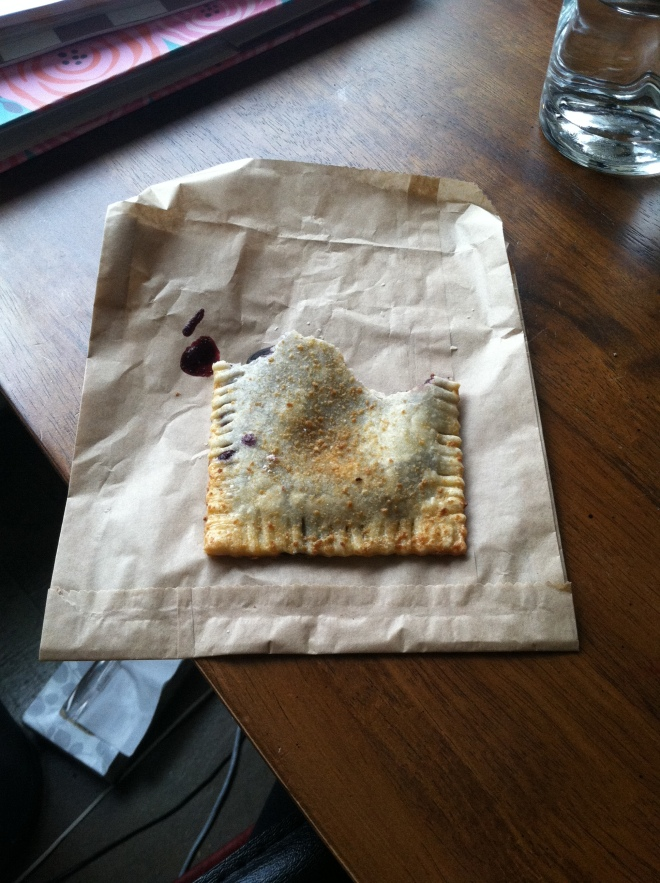 Coffee Shop Pop Tart