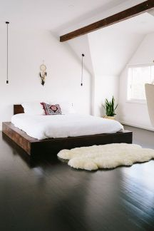 Bed simple