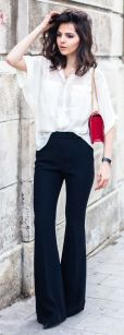 Easy Flare Jeans | The JoLee