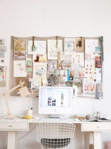 Fun Desk Space
