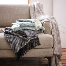 west elm blankets